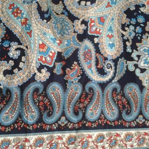 Polyester Paisley