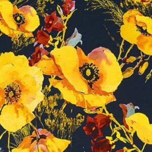 Jersey Gule blomster