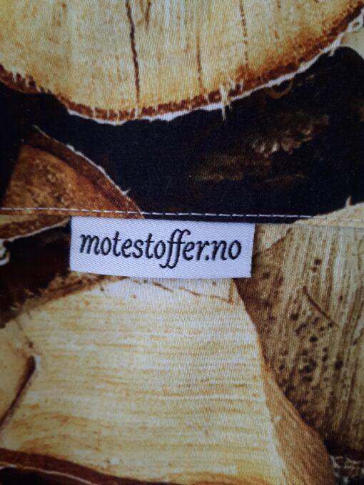 motestoffer skjorterygg